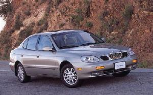 2001 Daewoo Leganza