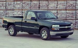 2000 Chevrolet C1500