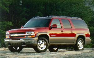 2000 Chevrolet K1500