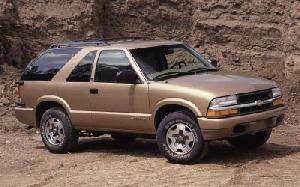 2000 Chevrolet T10