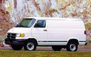 2000 Dodge Ram Van 2500