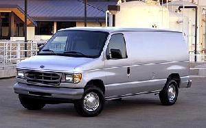 2000 Ford E-150 Econoline