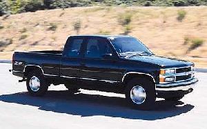 1999 Chevrolet K3500