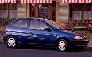 1999 Chevrolet Metro
