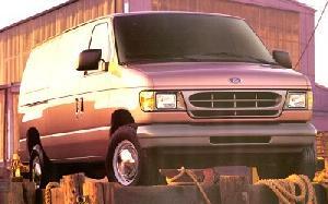 1999 Ford E-250 Econoline