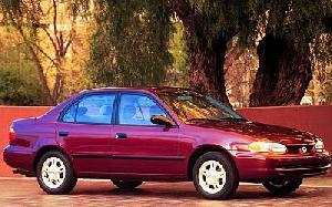 1998 Chevrolet Prizm