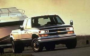 1998 Chevrolet C3500