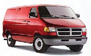1998 Dodge B2500