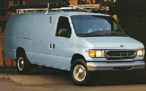 1998 Ford E-250 Econoline