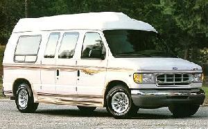 1998 Ford E-350 Econoline