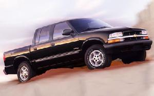 2004 Chevrolet S10