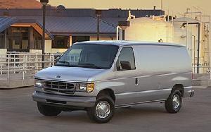 2002 Ford E-150