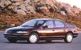 2000 Plymouth Breeze