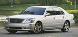 2005 Lexus LS430
