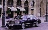2002 Rolls Royce Silver Seraph